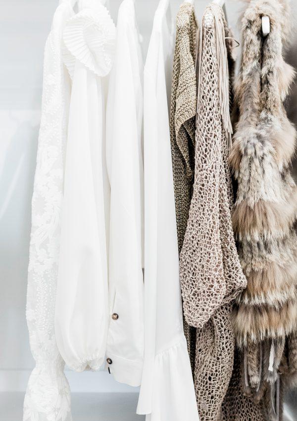 Cashmere + Faux Fur